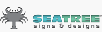 SEATREEsigns.com.au for signage design, manufacture, and installation. Also offering graphic design and large format digital print.